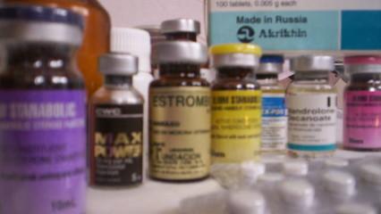 ¿Cómo se usan los esteroides anabólicos?