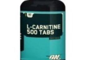 Quemar grasa con L-Carnitina