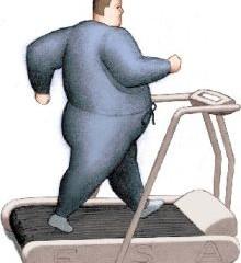 El ejercicio vence a la obesidad
