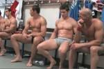 Jugadores de Rugby desnudos para Dolce & Gabanna