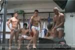 Jugadores de Rugby desnudos para Dolce & Gabanna 11
