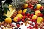 Tabla Calórica: Frutas y frutos secos