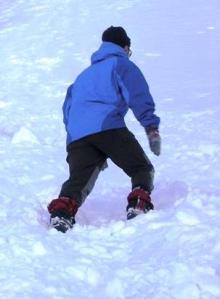 Cuidados al hacer ejercicios en la nieve