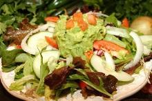 Vegetales y verduras pueden ser muy calóricas 1