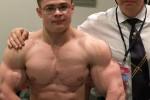 Alexey Lesukov, adolescente culturista 10