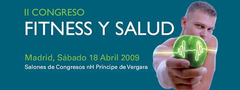 II Congreso Fitness y Salud - 2009