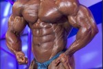 Campeones Culturistas, Dexter Jackson 1