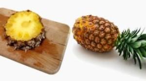 Dieta de la piña con 1200 calorías