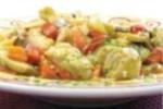 Dieta de alcachofas y atún