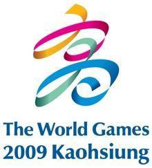 Juegos mundiales 2009 Kaohusiung