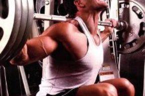 Prevenir hernias al hacer sentadillas