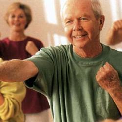 vejez y ejercicio