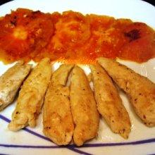 Dieta de los cuatro dias
