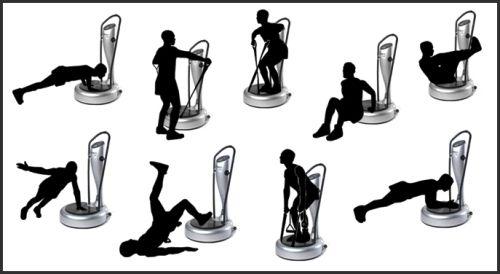 entrenamiento con plataforma vibratoria