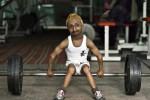 Aditya Romeo, el culturista más pequeño del mundo 4