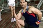 Aditya Romeo, el culturista más pequeño del mundo 9