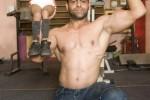 Aditya Romeo, el culturista más pequeño del mundo 10