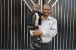 Aditya Romeo, el culturista más pequeño del mundo 14