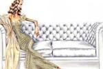 Dibujos de moda y anorexia 5