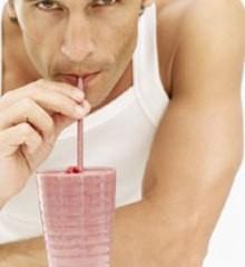 Batidos hipercalóricos para subir de peso