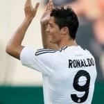 Camiseta de Cristiano Ronaldo