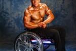 Nick Scott, culturista sobre ruedas 1