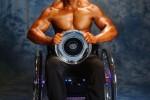 Nick Scott, culturista sobre ruedas 9