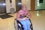 Nick Scott, culturista sobre ruedas 3