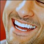 sonrisa masculina