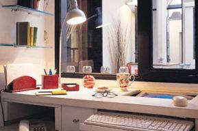 5 consejos para trabajar en casa saludablemente