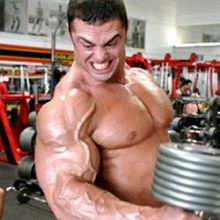 Super rutina para brazos enormes