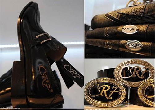 CR7, la firma de Cristiano Ronaldo