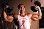 Campeones culturistas, Larry Scott 10