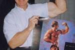 Campeones culturistas, Larry Scott
