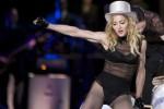 Los músculos de Madonna 1