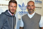 David Beckham y James Bond para Adidas 12