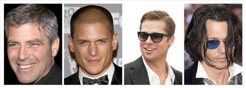 peinados para hombres