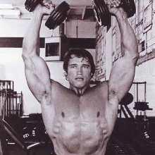 Trucos Pro: Press Arnold para los hombros