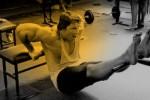 Construye brazos de acero, ejercicios para tríceps