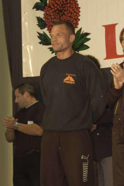 Culturistas españoles, Miguel Angel López