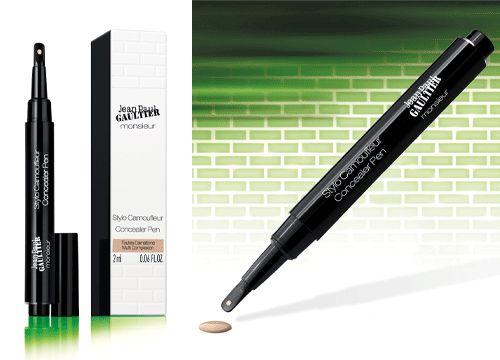 stylo camoufleur