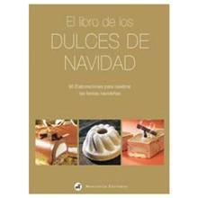 El libro de los dulces de navidad