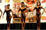 Raquel Hernández, subcampeona del mundo Body Fitness IFBB 3