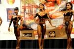 Raquel Hernández, subcampeona del mundo Body Fitness IFBB 4