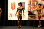 Raquel Hernández, subcampeona del mundo Body Fitness IFBB 5