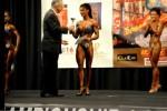 Raquel Hernández, subcampeona del mundo Body Fitness IFBB 6