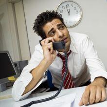 El trabajo de oficina afecta la salud