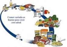 Comer variado: clave para una alimentación saludable 1