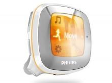 Philips Activa Fitness, música y motivación para entrenar 1