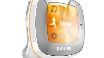 Philips Activa Fitness, música y motivación para entrenar